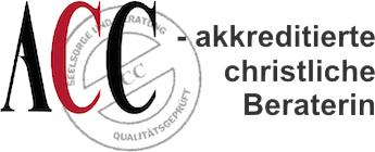 ACC akkreditierte Beraterin